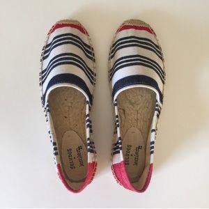 Soludos Shoes - Soludos x Lemlem Striped Espadrille Dali Flats
